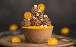 Succulent Raw Cupcakes