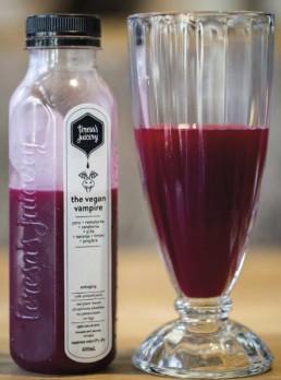 Flax & Kale - The Vegan Vampire